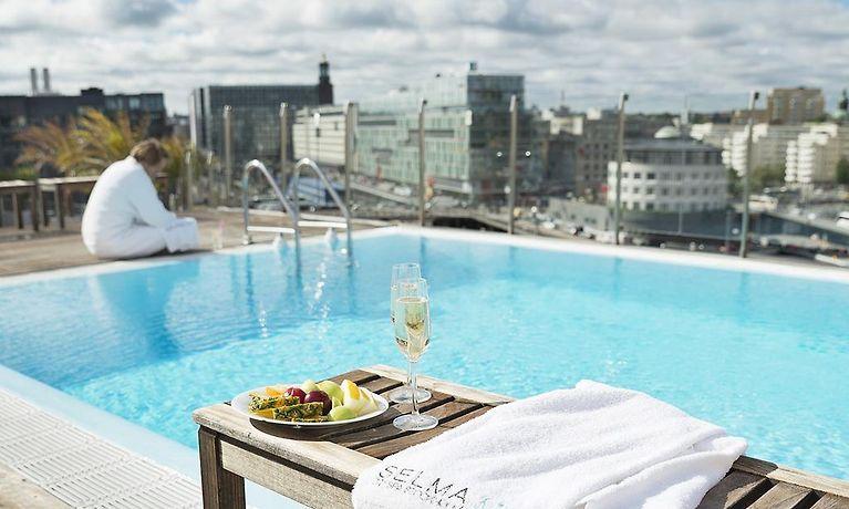Nytt bad i stockholm